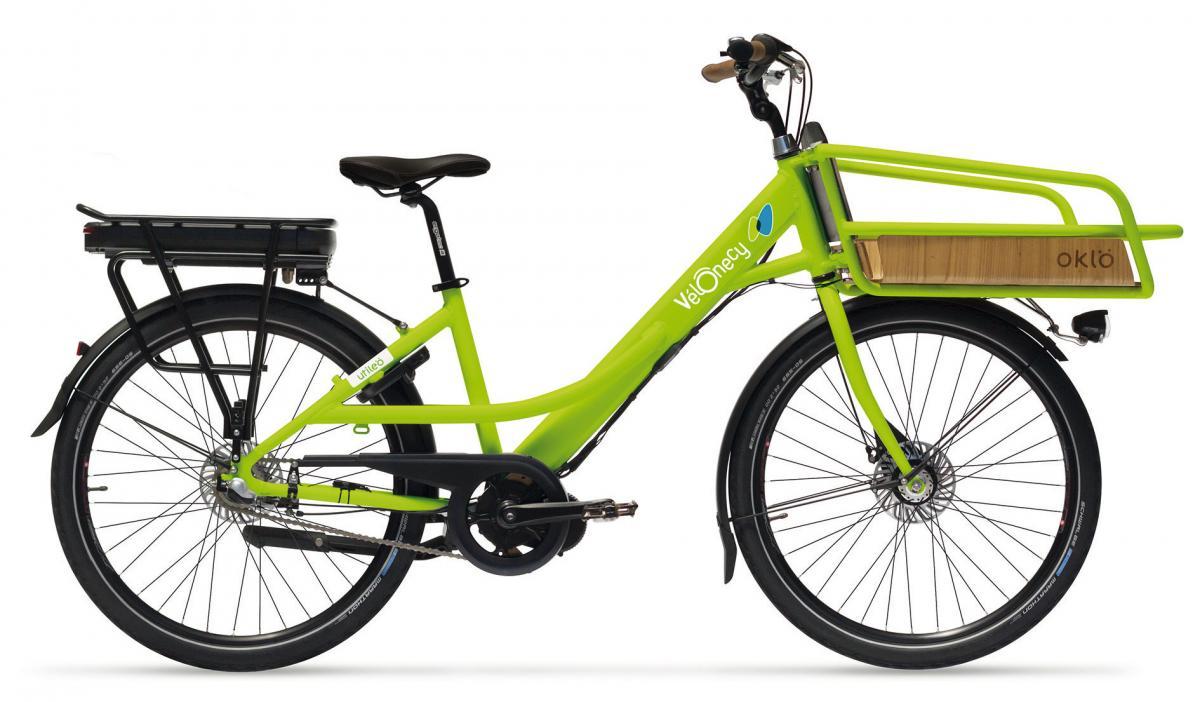 Vélo à assistance électrique cargo