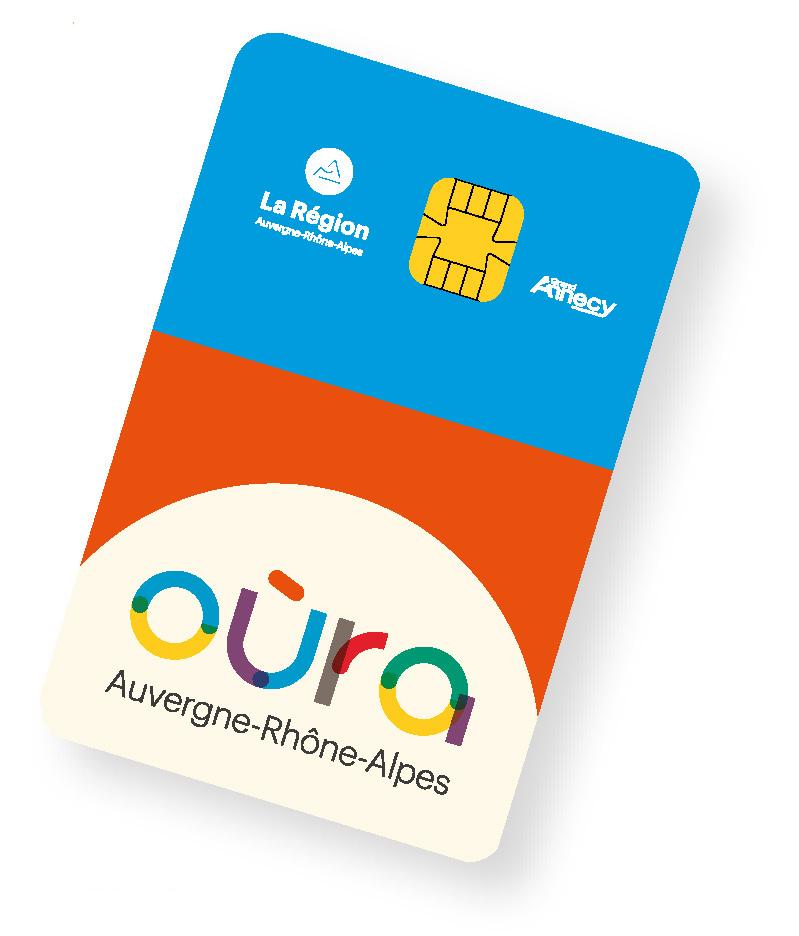 Carte Oùra - Correspondance bus